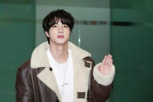 JIN - World Wide Handsome