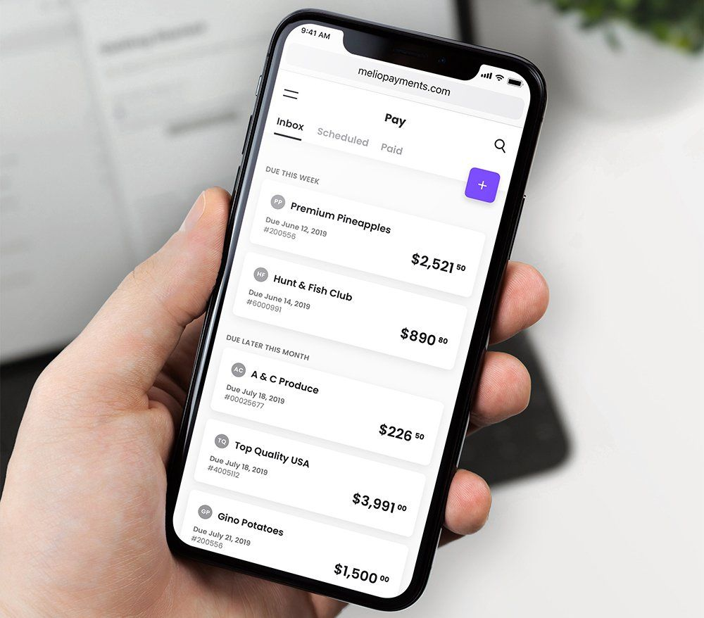 what is Melio payments?